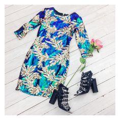 Rock & Roll Mermaid Sequin Dress. Get it  little-lies.com/shop/rock-roll-mermaid-sequin-dress