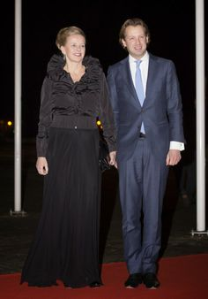 02 FEBRUARY 2014 Dutch Royal Family attended a celebration of the reign of Princess Beatrix  in Rotterdam.