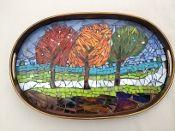 Three Tree Platter