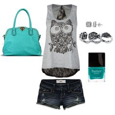 If we get to go to the summer teen hoot I want this outfit!
