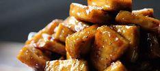 Tofu Caramélisé Chicken Wings, Vegetarian Recipes, Ethnic Recipes, Sweet, Food, Vegetarian Food, Dish, Candy, Meals