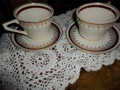 Vintage Warranted 22 Karat Gold China Tea For by TammysFindings, $40.00