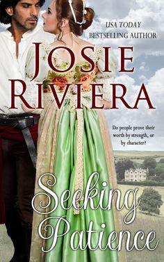 Josie Riviera - Seeking Patience / #awordfromJoJo #CleanRomance #ChristianFiction #JosieRiviera