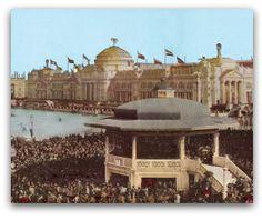 1893 Columbian Exposition - First Public Mention of the Bahá'í Faith in America