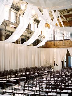 a whimsical & soft industrial space [Sodo Park Wedding Venue in Seattle]