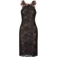 Mikael Aghal - Embellished Tulle Dress  $259.60