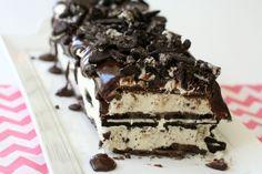 Πανεύκολη τούρτα παγωτό Όρεο