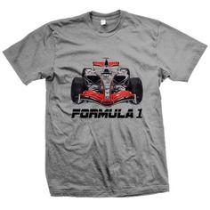 t-shirt design gabar formula 1 cars