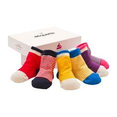 Etiquette Clothiers Happy Sailor Girl sock bundle