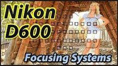 Nikon D7100 Focus Square Tutorial   How to Focus Training Video - YouTube