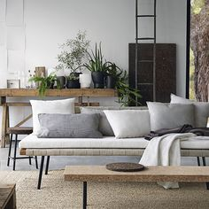 Cork | woven | natural materials | The Sinnerlig collection by Ilse Crawford for Ikea. http://www.hglivingbeautifully.com/2015/08/23/ilse-crawford-designs-a-new-collection-for-ikea/