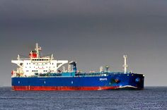 M/T Bravo tanker Cuxhaven