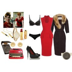 unreal. it's decided: some days i'll be joan holloway, others i'll be marilyn.
