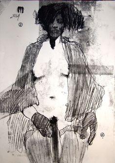 Nude - Michael Lentz - Saatchi Online