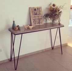 console table to fit over radiator entry Pinterest Radiators