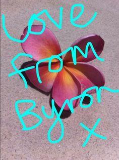 Byron <3