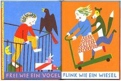 Stark wie ein Br - Katrin Stangl - Illustrationen und Bilderbücher