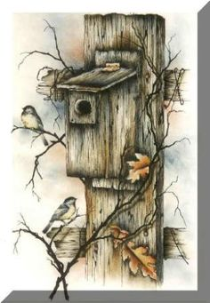 Sharon Kuester Pen & Ink with Oil Rouging & Colored Pencil Classes Watercolor Animals, Watercolor Cards, Watercolor Paintings, Tole Painting, Painting On Wood, Painting & Drawing, Scratchboard Art, Country Art, Primitive Country