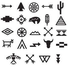 Zeichen bedeutung indianer und ihre Kraft