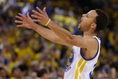 Stephen Curry - (Playoffs 14-15)