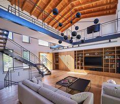Дом в Израиле по проекту ателье Daniel Arev Architecture - http://archiq.ru/dom-v-izraile-po-proektu-atele-daniel-arev-architecture/