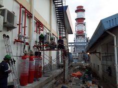 Project FM200 Indonesia Power - Tambak Lorok