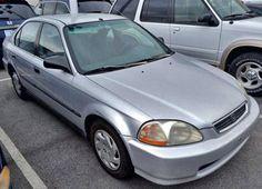 1997 Honda Civic LX sedan under $2000 in Ohio