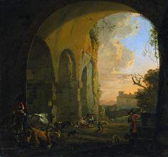 Artist: Asselijn, Jan
