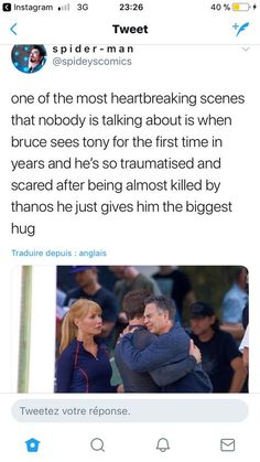 This is why Infinity War shots on Endgame in terms of story and character development. Retconning, gooey nostalgia and fanservice not many actually asked for isn't a good story, despite the hype and profit. Marvel Dc Comics, Marvel Funny, Avengers Memes, Marvel Memes, Marvel Avengers, Marvel Universe, Movies And Series, Fangirl, Dc Memes