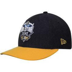 MLB New Era 2016 All-Star Game Action 59FIFTY Fitted Hat - Heathered Navy/Gold