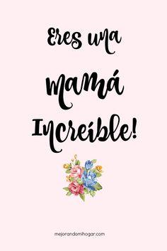 Frases para mama o tu figura materna, abuelita, tía, madrina o suegra para compartir en las redes sociales como Facebook, Pinterest o WhatsApp.