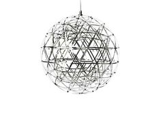 LED stainless steel pendant lamp RAIMOND by Moooi© design Raimond Puts