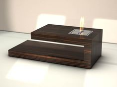 Coffee Table Design Ideas On Modern Coffee Table With Built In Fireplace – Fire Coffee Table By Home Furniture Coffee Table Design, Fire Pit Coffee Table, Coffee Table Images, Coffee Table Plans, Coffee And End Tables, Modern Coffee Tables, Modern Table, Fire Table, Dining Table