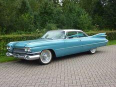 Cadillac - Coupé de Ville - 1959