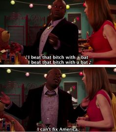 """When his fave music was problematic: 27 Titus Andromedon Quotes That Will Make You Say """"Same TBH"""" Comedy Quotes, Tv Show Quotes, Comedy Comedy, Comedy Series, Netflix Series, Unbreakable Kimmy Schmidt Quotes, The Boy Is Mine, Tv Memes, New Girl Quotes"""