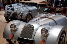 Morgan Roadster // Automobilsalon Genf 2013