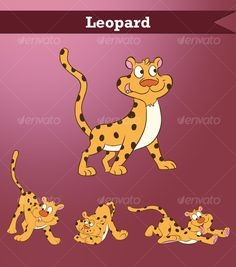 Realistic Graphic DOWNLOAD (.ai, .psd) :: http://jquery-css.de/pinterest-itmid-1000070720i.html ... Leopard ...  adventure, animals, animals, black, brown, cartoonic, forest, jaguar, jungle, kids, leopard, modern, vector, yellow  ... Realistic Photo Graphic Print Obejct Business Web Elements Illustration Design Templates ... DOWNLOAD :: http://jquery-css.de/pinterest-itmid-1000070720i.html