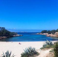 Cala Gracio #Eivissa #ibizaplayas #ibizabeach