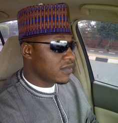 Musa Yola Aisha Buhari's brother arrested by president President Buhari allegedly.