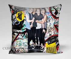 Buy 5 seconds of summer collage cute pillow cases