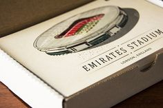 A series of 60 postcard illustrations about different stadiums from around the world, all in a cardboard box. Plus prints and ebook.