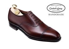 Crockett & Jones, makers of the finest English men's and women's handmade shoes & footwear, was founded in 1879 in Northampton, specialising in the manufacture of high quality, Goodyear-welted handmade leather shoes. Crockett And Jones, Men S Shoes, Male Shoes, Handmade Leather Shoes, English Men, Goodyear Welt, Men's Collection, Calf Leather, Wedding Shoes