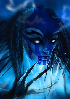 искринская ведьма #Zhilin_art