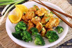 EZ Paleo Orange Chicken Takeout Style  #justeatrealfood #paleonewbie