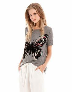 Bershka España - Camiseta Bershka oversize - 14,99€