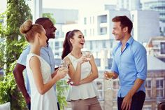 How to Become More Social: 13 Ways to Power Up Your People Skills