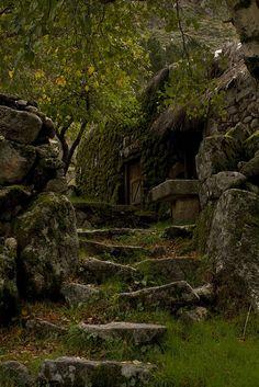 Serra da Estrela Natural Park, Portugal