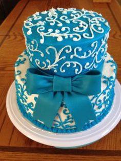 Sweet 16 Birthday by www.dkscakes.com