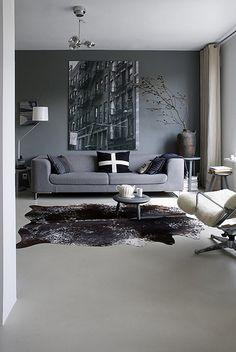darker grey wall