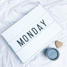 Good morning Monday! hope you all had a restful weekend #sleepwithettitude via @majarotvnik